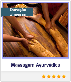 Massagem Ayurvédica