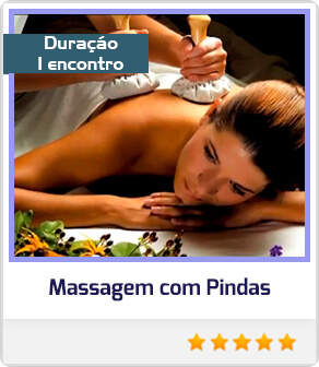 Massagem com Pindas