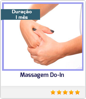 Massagem do Do-in