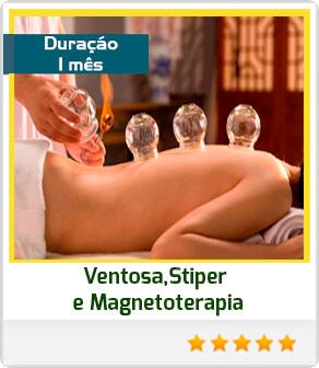 Ventosa, Stiper e Magnetoterapia