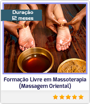 Formação Livre em Massagem Oriental