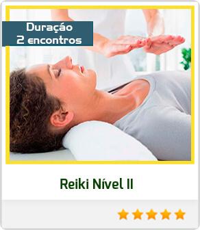 Reiki Nível II