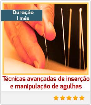 Técnicas avançadas de inserção e manipulação de agulhas