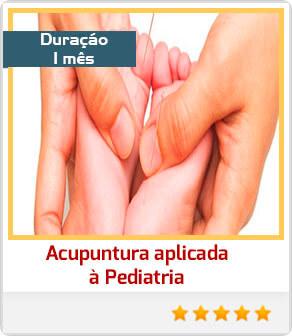 Acupuntura aplicada à Pediatria
