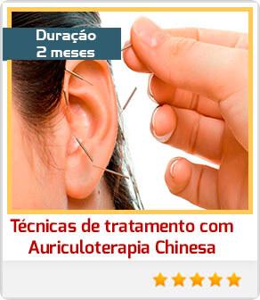 Técnicas de tratamento com Auriculoterapia