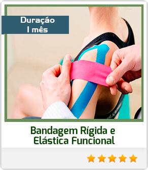 Bandagem Rígida e Elástica Funcional