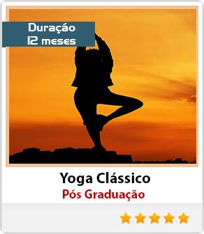 Pós-Graduação em Yoga
